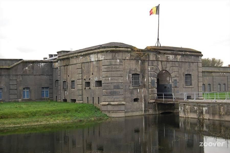 Fort van Breendonk - Brouwerij Moortgat