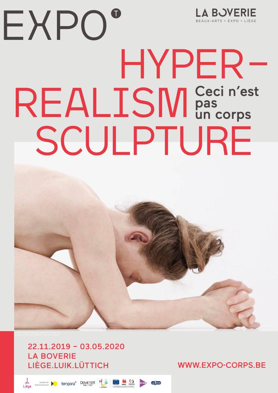 Hyperrealism Sculpture * Ceci n'est pas un corps