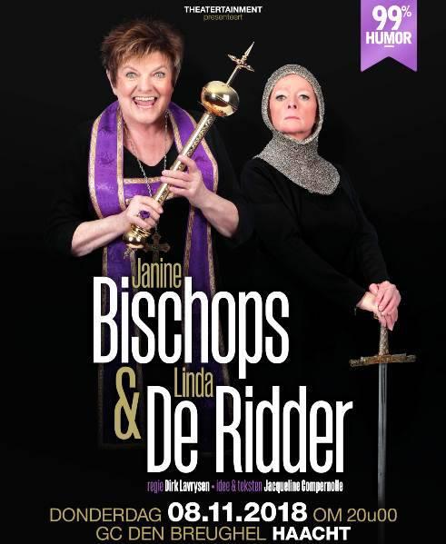 Janine Bischops & Linda De Ridder in 'ONTSNAPT & LOSGELATEN'