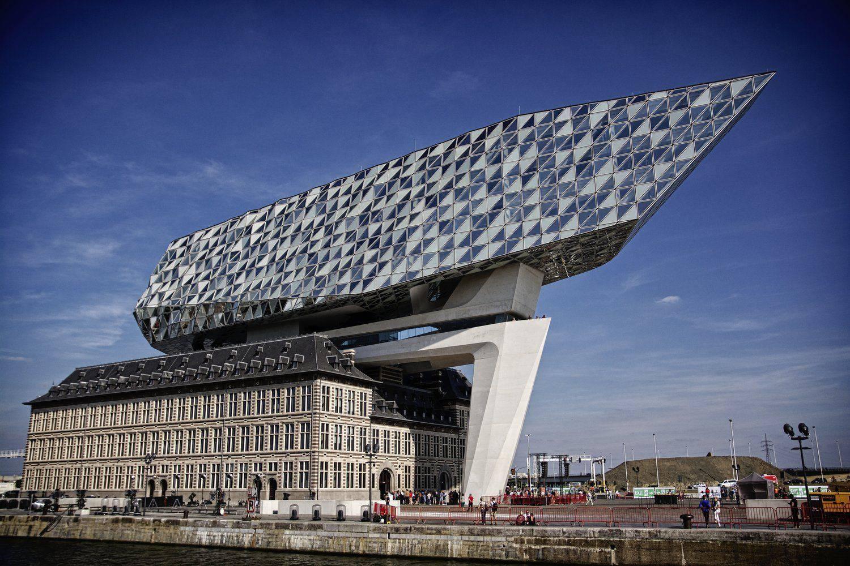 Daguitstap Antwerpen: Havenhuis, museum De Reede, wandeling Veemarkt (volzet, de wachtlijst staat open)