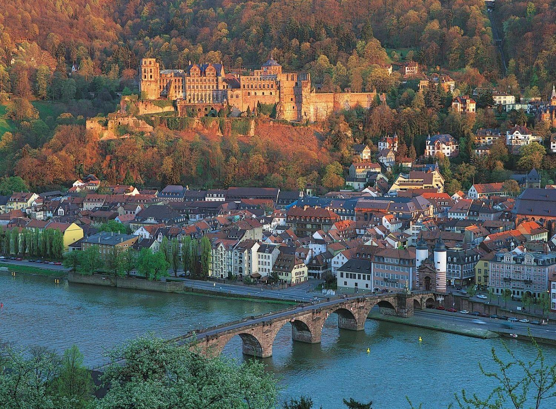 Romantische Rhein - Neckar
