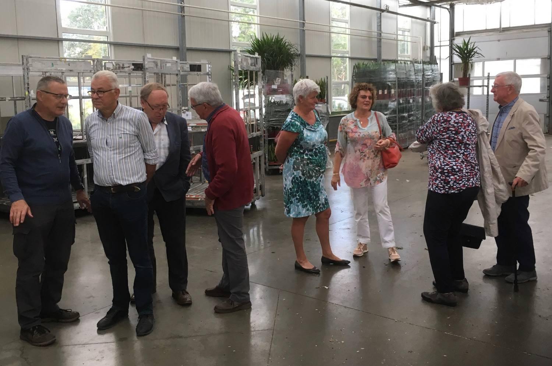 Bezoek Custers Plants