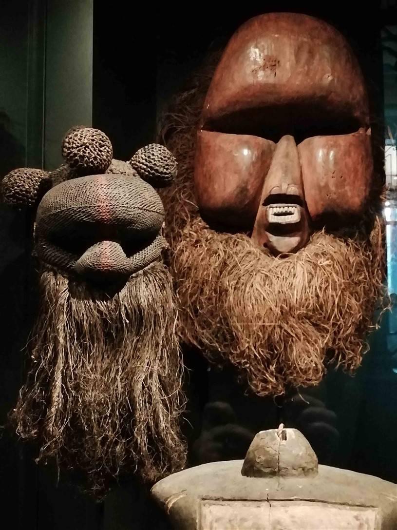 Bezoek Africamuseum        VOLZET