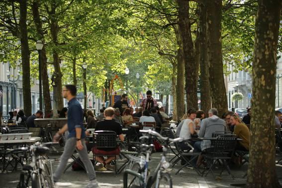 Brussel de stad waar ik van hou