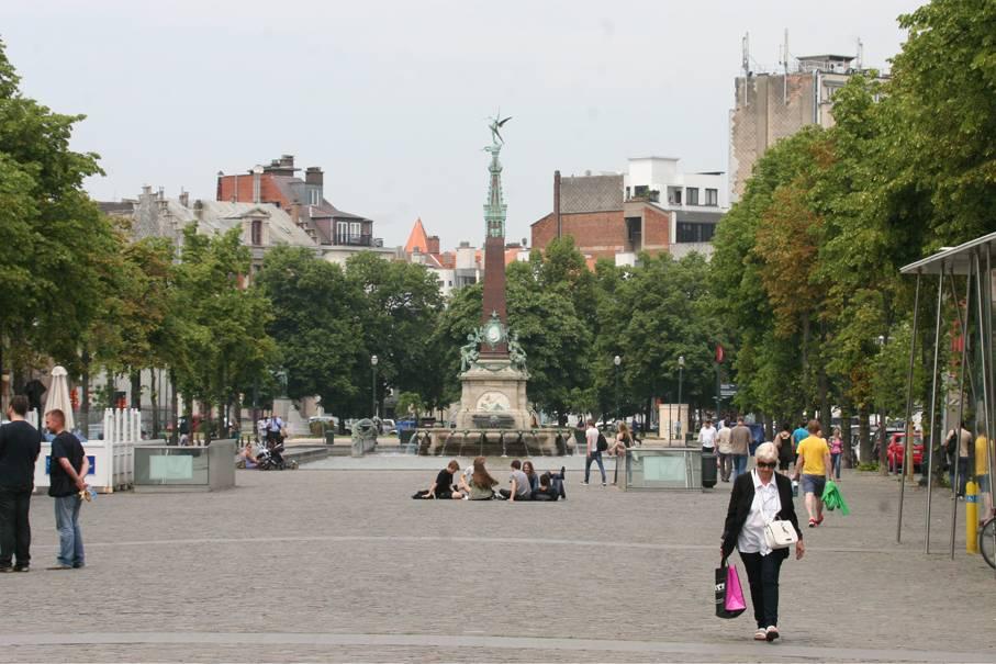 Brussel aan Zee deel 1 De oude havendokken