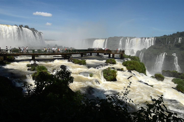 ARGENTINIË, magistraal natuur wereldwonder                     MULTIMEDIA REPORTAGE