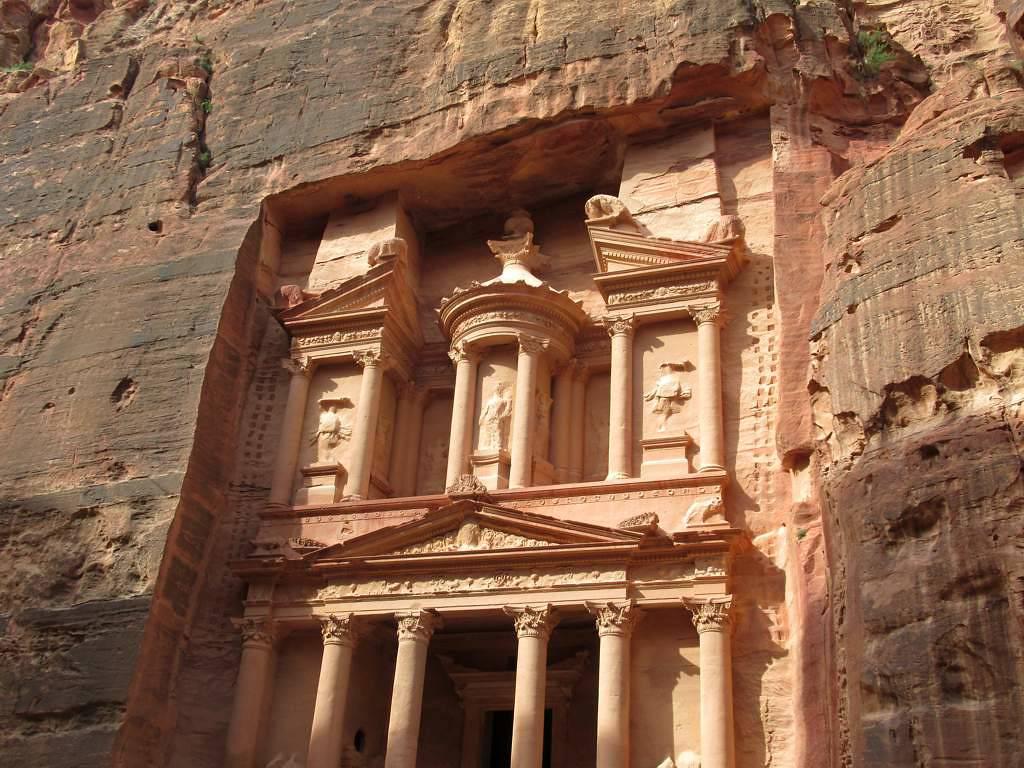 Afdelingsreis Jordanië - VOLGEBOEKT
