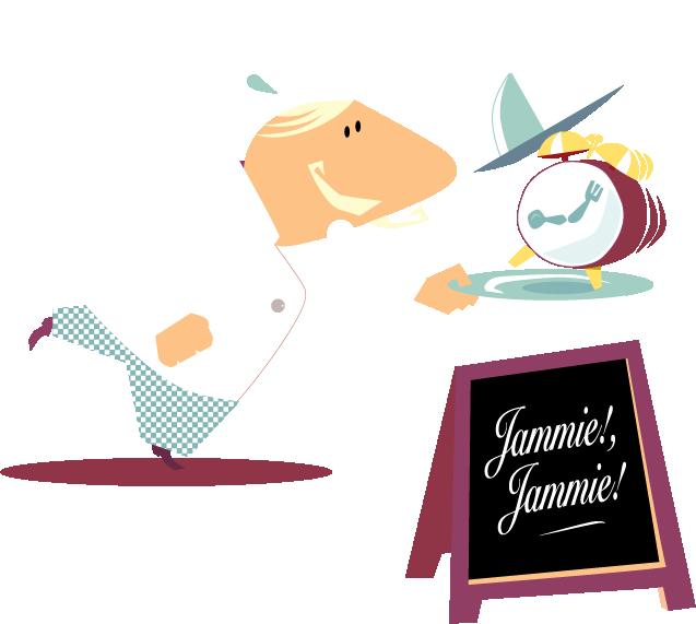 Kindertheater 'Jammie jammie' met ontbijt!