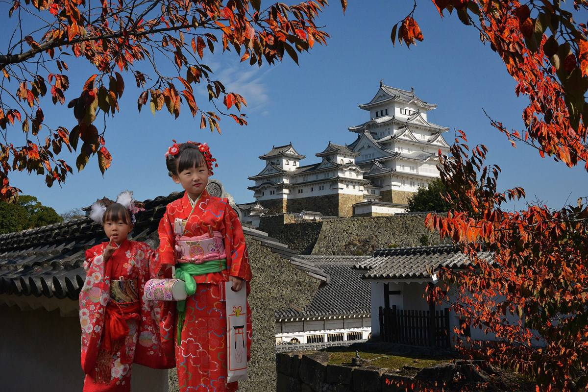 Reisreportage Japan