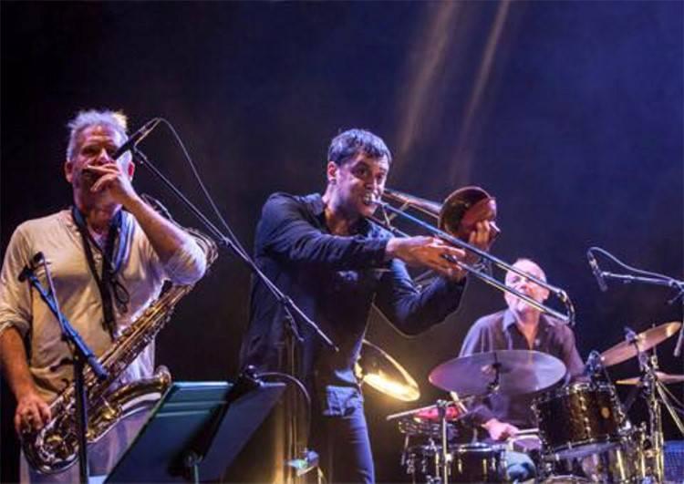 Concerten van JazzMadd