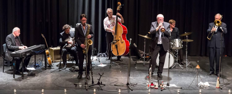 New Orleans Jazz.