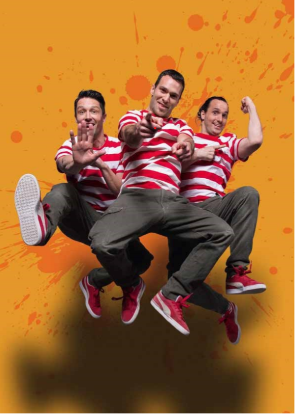 DeinzeLacht - Starbugs Comedy (Zwitserland)