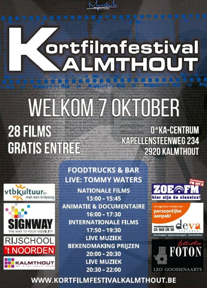 KORTFILMFESTIVAL KALMTHOUT