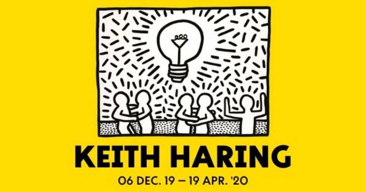 vtbKultuur Mechelen bezoekt retrospectieve Keith Haring