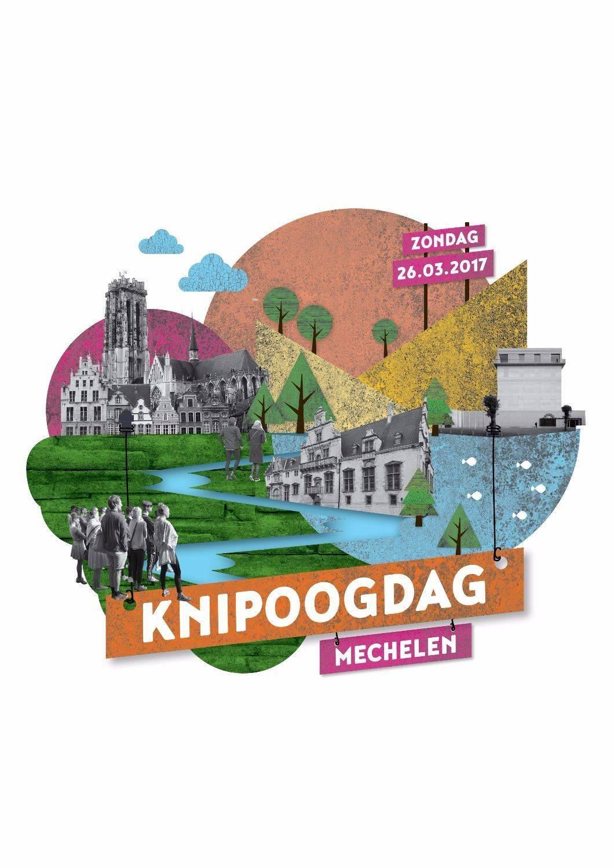 KnipoogDag 2017 in stadsparel MECHELEN.