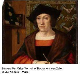 Brussel en de Renaissance, Bernard Van Orley