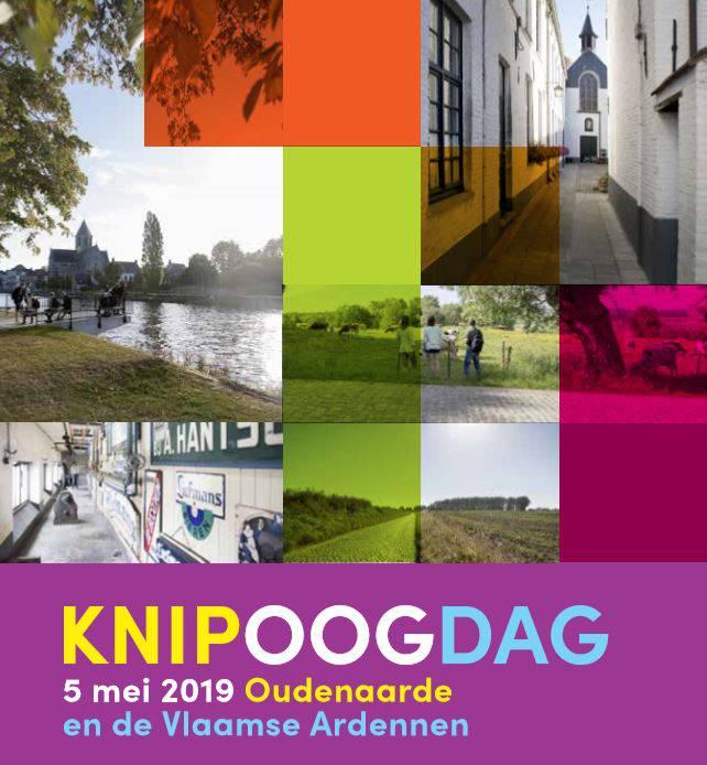 KnipoogDag Oudenaarde en de Vlaamse Ardennen - INSCHRIJVEN TOT 7 APRIL