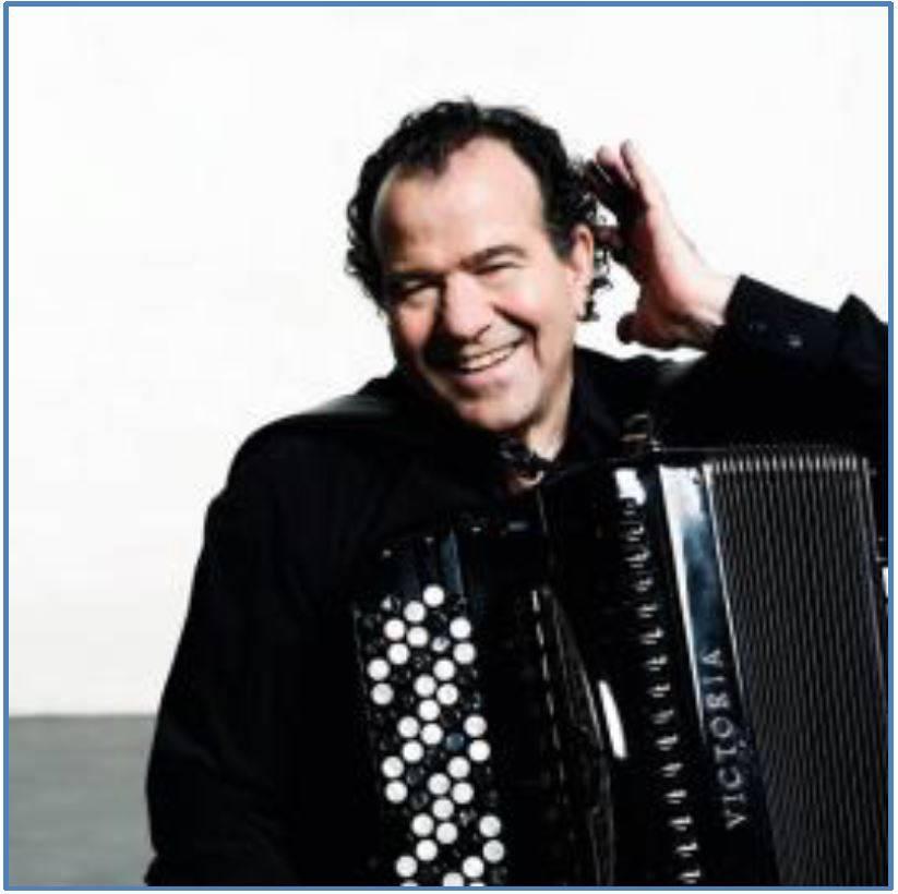 Antwerp Symphony Orchestra - Latino-belevenis met Richard Galliano - INSCHRIJVINGEN AFGESLOTEN.