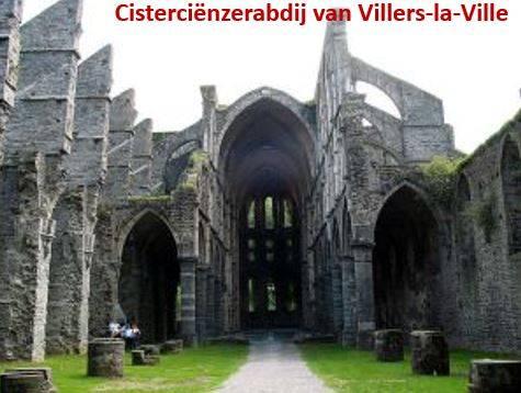 Daguitstap naar Nijvel en Villers-la-Ville
