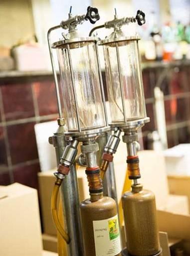 Rondleiding distilleerderij De Korhaan