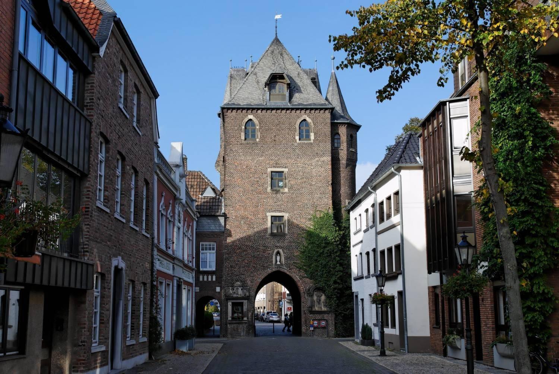 Kempen en Xanten (Niederrhein)