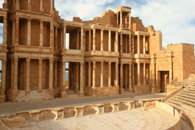 Libië, Grieks-Romeinse Ruïnepracht & Magie van de Sahara