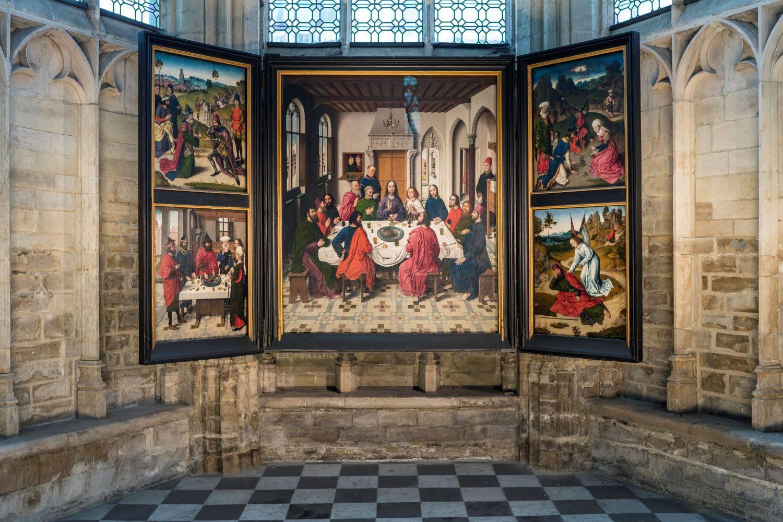 Dieric Bouts, daguitstap, Leuven (1)