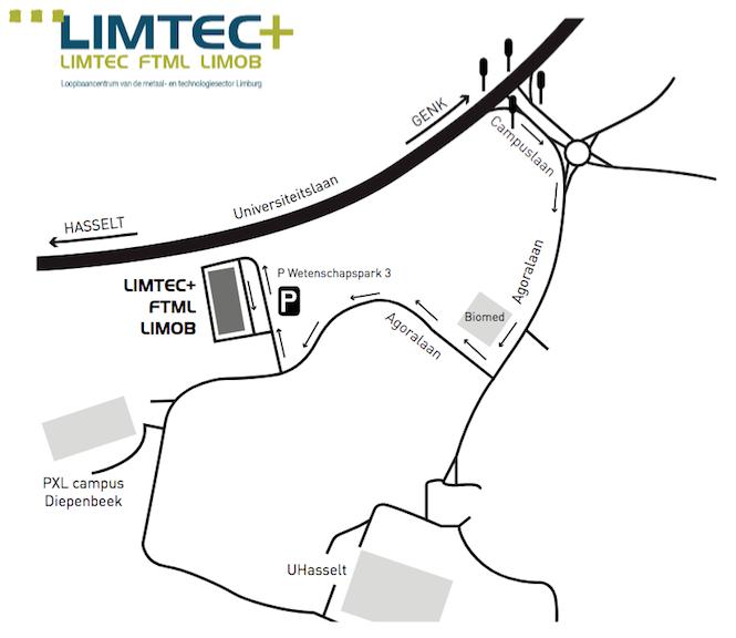 Bedrijfsbezoek Limtec+ te Diepenbeek
