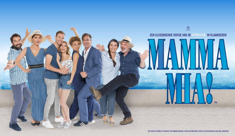 Afgesloten - Musical: Mamma Mia!