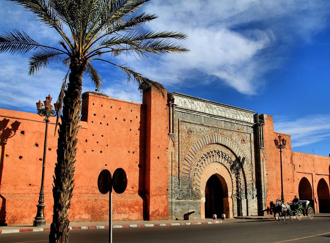 Fascinerend Marokko, beeldreportage