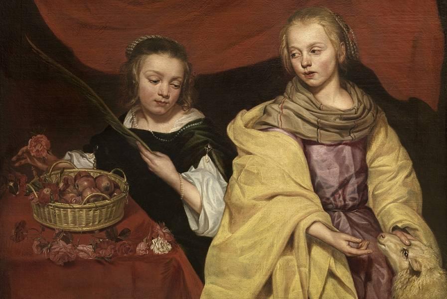 Michaelina, de leading lady van de barok