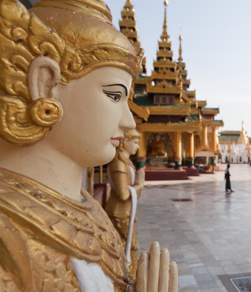 Myanmar, over onbetreden paden