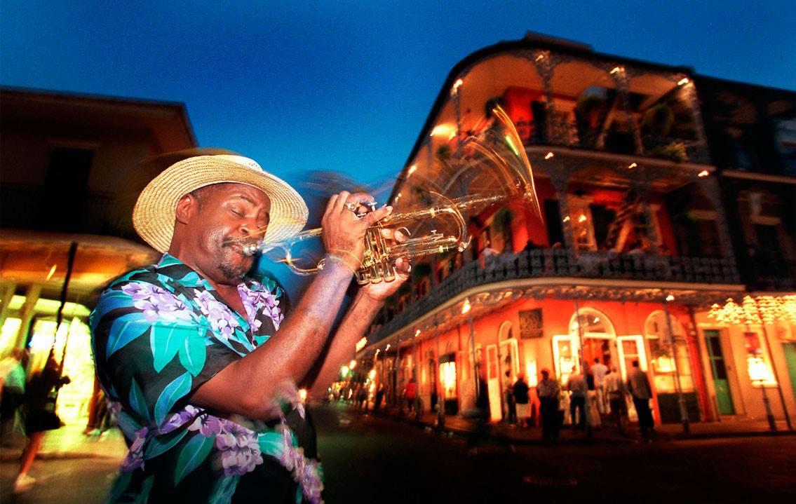 Jean-Pierre De Smet over Louis Armstrong en New-Orleans