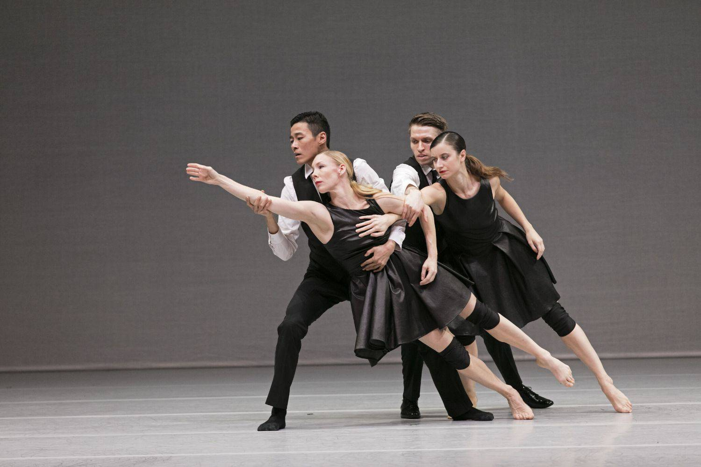 Voorstelling Cherkaoui/Bausch, Ballet Vlaanderen