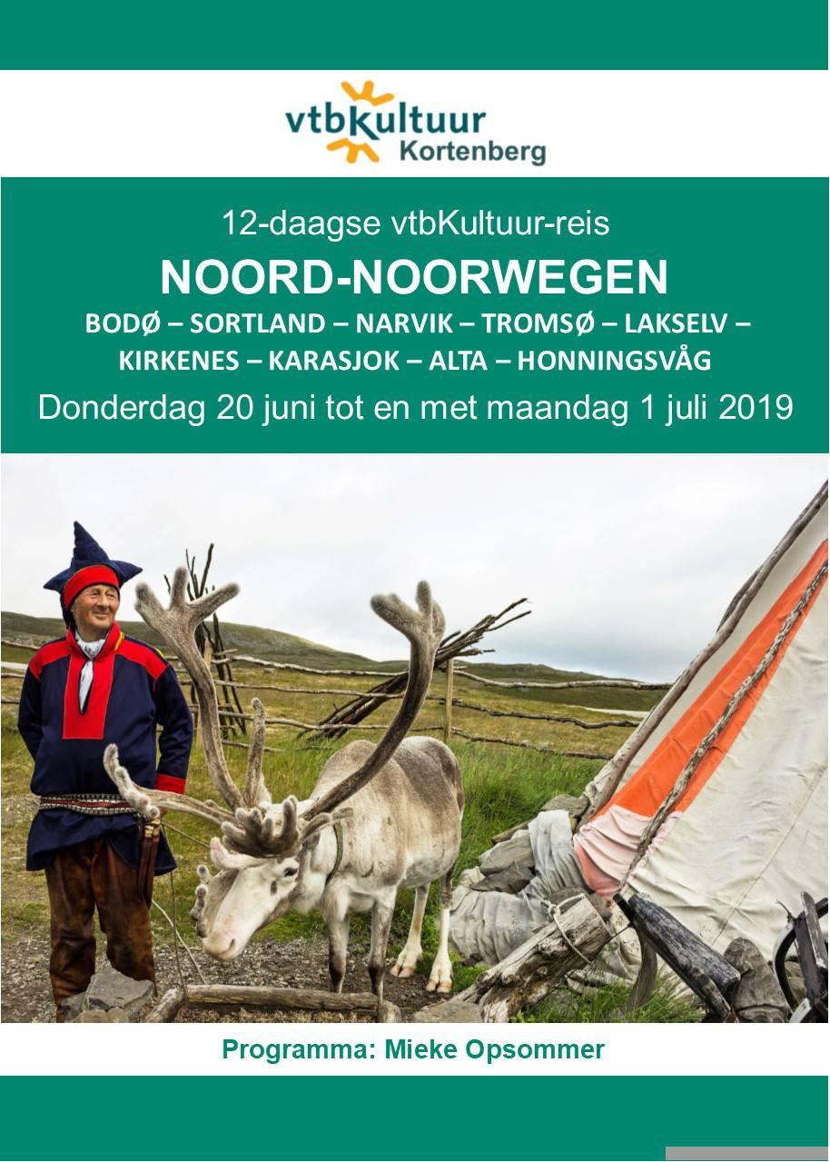 Noord-Noorwegen (inschrijvingen zijn afgesloten)