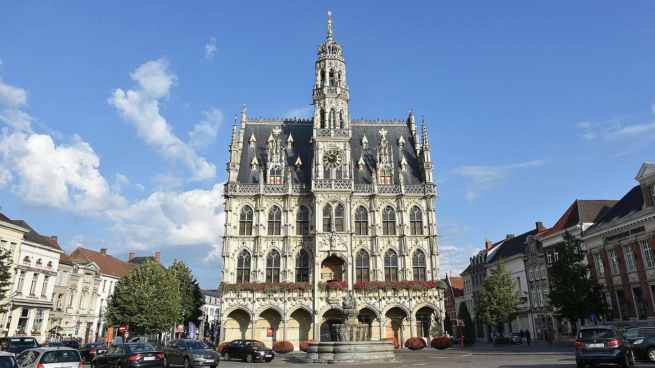 KnipoogDag Oudenaarde en de Vlaamse Ardennen