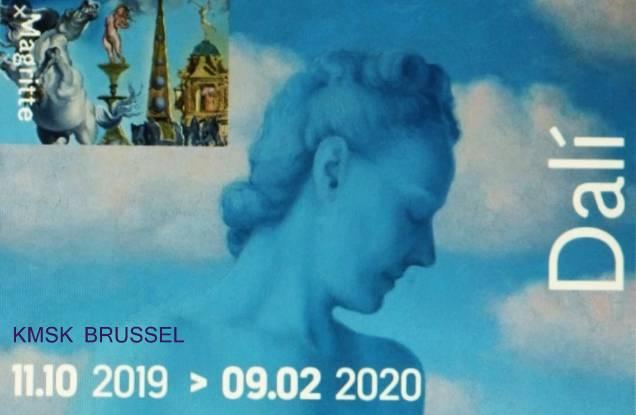 DAGTRIP naar BRUSSEL met bezoek aan de expo