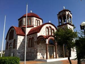 Griekenland (vasteland): Antiek, Byzantijns en Modern