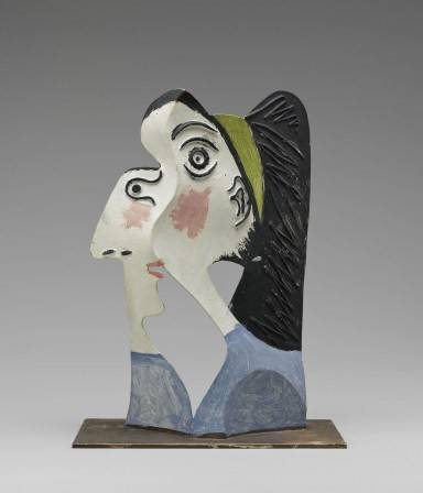 Tentoonstelling Picasso Sculpturen, BOZAR Brussel