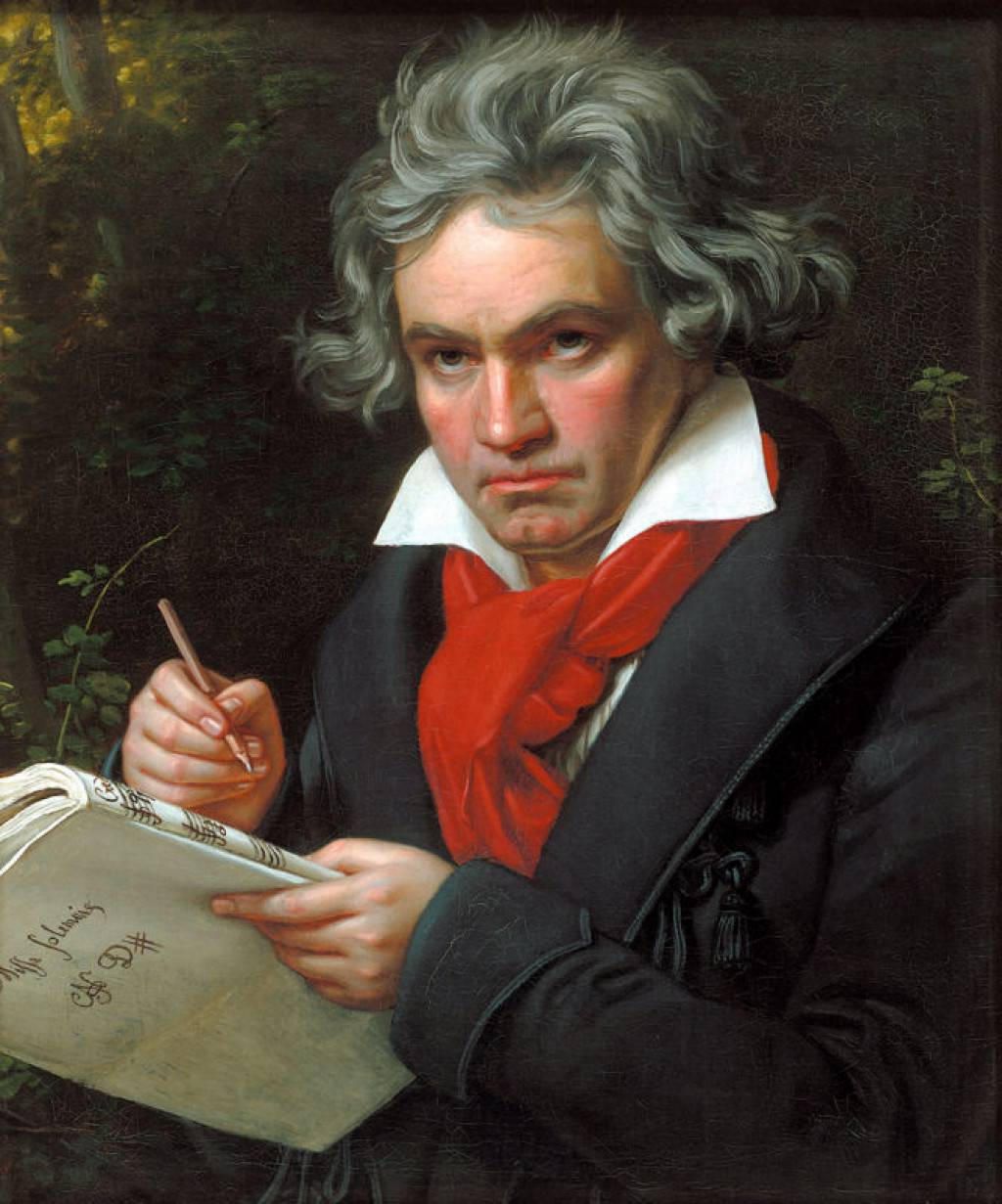 Lezing '250 jaar Beethoven' door Hilde Goedgezelschap