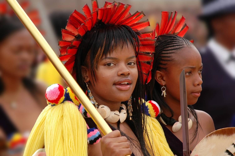 Zuidoost-Afrika, beeldreportage door Guido Boeken