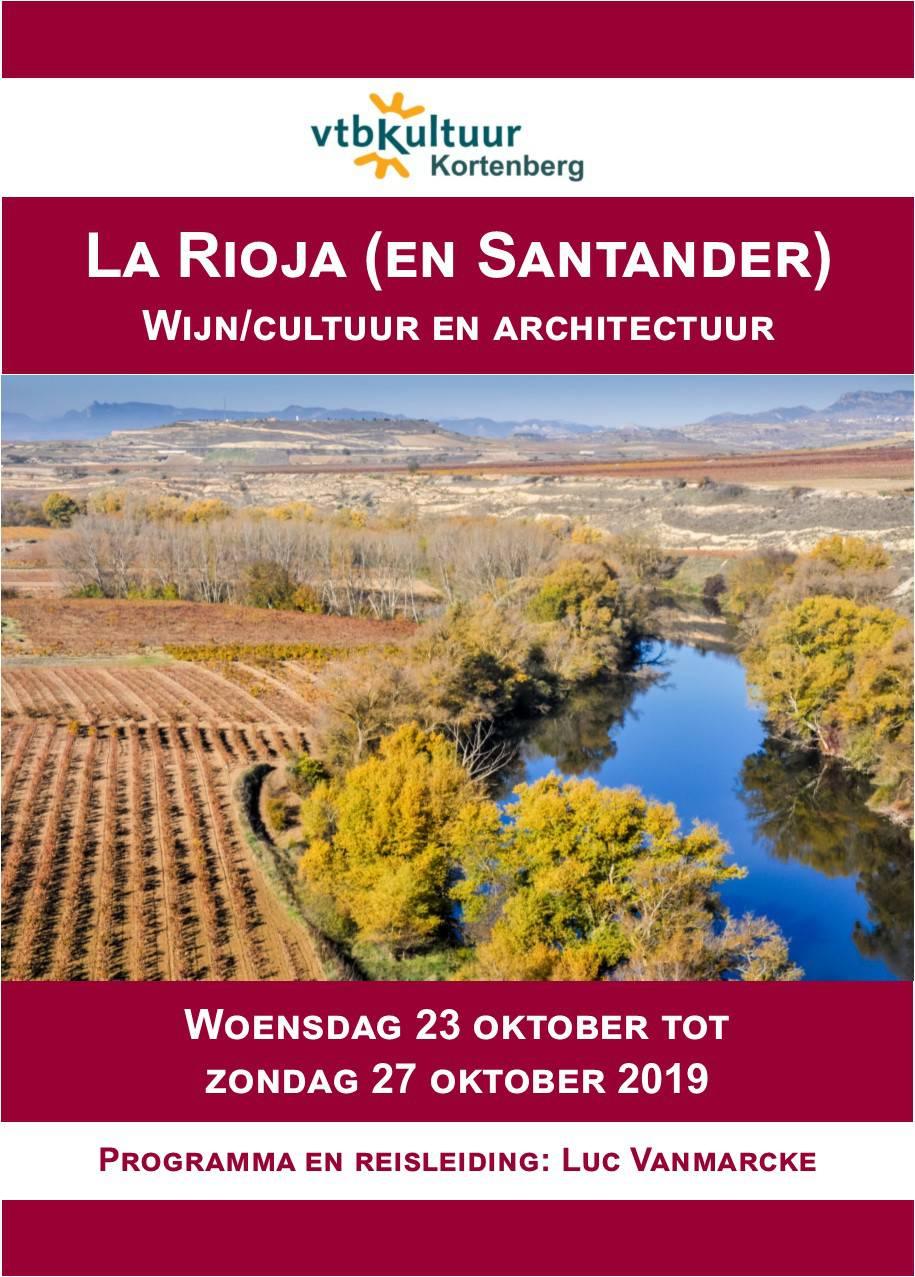 La Rioja (en Santander): wijn/cultuur en architectuur - 5-daagse vtbKultuur-trip