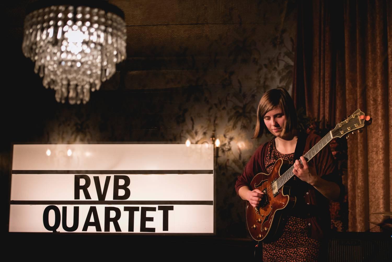 Jazzy Sunday - RVB Quartet