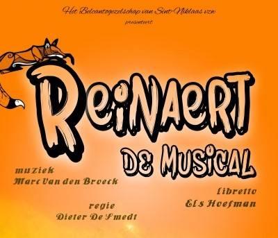 REINAERT, de musical