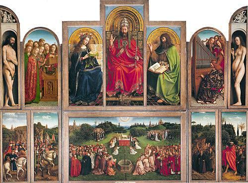 3-daagse Cultuuruitstap Jan van Eyck - een optische revolutie !!