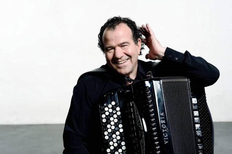 Antwerp Symphony Orchestra, Latino belevenis met Richard Galliano - UITVERKOCHT