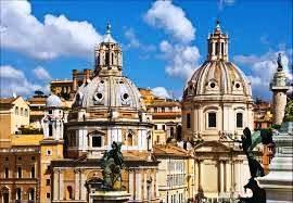'Rome, wieg van het westen, eeuwig en zwierig' - lezing door dr. Jan Vaes
