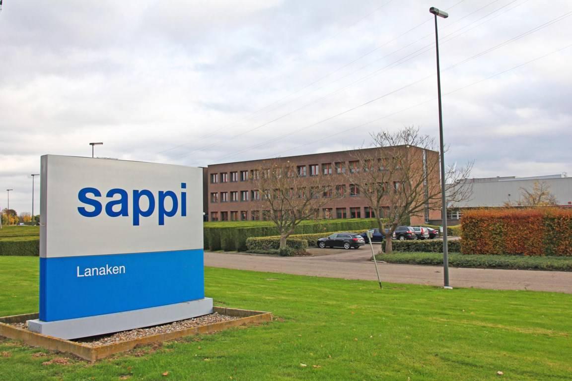 Bedrijfsbezoek SAPPI