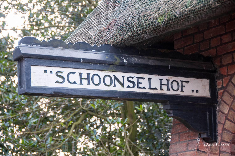 Wandeling Schoonselhof