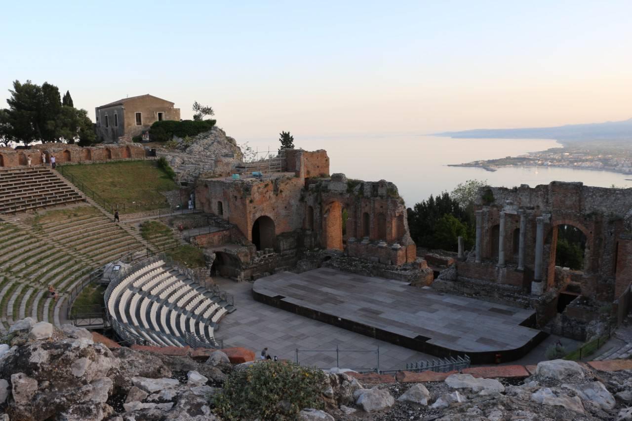 vtbKultuur-reportage over SICILË